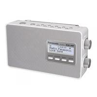 Panasonic RF-D10 (Weiß)
