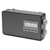 Panasonic RF-D10 (Schwarz)