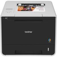 Brother HL-L8350CDW Laserdrucker (Schwarz, Silber)