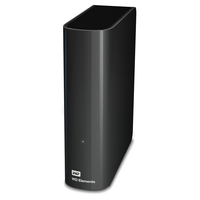 Western Digital Elements Desktop 4TB (Schwarz)