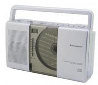 Soundmaster RCD1150 CD-Radio (Silber)