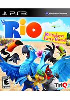 THQ Rio PS3