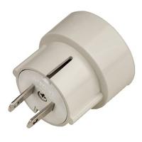 Hama American Plug (Weiß)