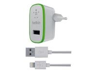 Belkin F8M865VF03-WHT Ladegeräte für Mobilgerät (Weiß)