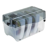Hama CD-ROM Sleeve Box 150 (Transparent)