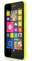 Nokia Lumia 630 8GB Schwarz, Gelb (Schwarz, Gelb)