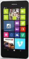 Nokia Lumia 630 8GB Schwarz, Weiß (Schwarz, Weiß)