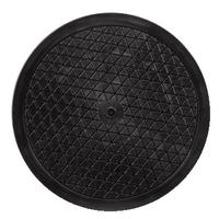 Hama Universal Rotary Plate, XL (Schwarz)