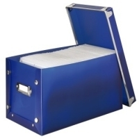 Hama Media Box 140, blue (Blau)