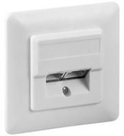 Wentronic 50972 Flat Panel Wandhalter (Weiß)