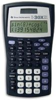 Texas Instruments TI-30X IIS (Schwarz)