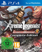 Tecmo Koei Dynasty Warriors 8 Complete Edition