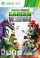 Electronic Arts Plants vs. Zombies Garden Warfare Xbox360