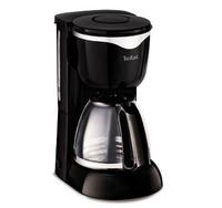 Tefal CM4408 Drip coffee maker 1.25l 15Tassen Schwarz Kaffeemaschine (Schwarz)