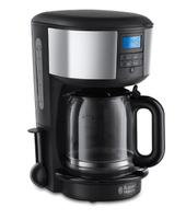 Russell Hobbs 20150-56 Kaffeemaschine (Schwarz, Edelstahl)