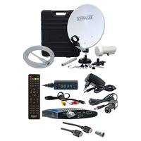 Schwaiger SAT3512HD AV receiver (Mehrfarbig)