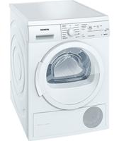 Siemens WT46W362 A++ Freestanding 7kg Front-load White Wäschetrockner (Weiß)