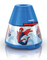 Philips Marvel 2-in-1: Projektor und Nachtlicht 71769/40/16 (Blau, Rot, Weiß)