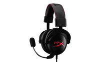 Kingston Technology HyperX Cloud Headset (Schwarz, Rot)