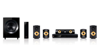 LG BH7240BW Home-Kino System (Schwarz)