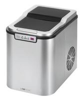 Clatronic EWB 3526 Eiswürfelmachine (Silber)