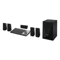 Sony 3D Blu-ray™ Home Entertainment-System (Schwarz)