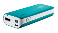 Trust power banks 4400 (Blau)