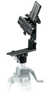 Manfrotto 303SPH Virtual Reality SPH/Cubic Head (Schwarz)