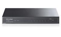 TP-LINK TL-SG2008 Netzwerk Switch (Schwarz)