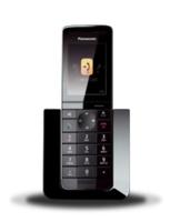 Panasonic KX-PRWA13EXW Telefon-Handset (Schwarz)