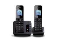 Panasonic KX-TGH222 (Schwarz)