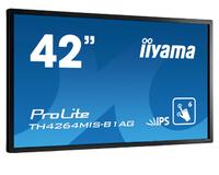 iiyama ProLite TH4264MIS-B1 AG (Schwarz)