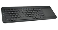 Microsoft N9Z-00022 RF Wireless QWERTY Englisch Graphit Tastatur (Graphit)