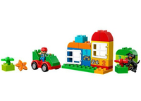 Lego Duplo 10572 - Große Steinbox (Mehrfarbig)