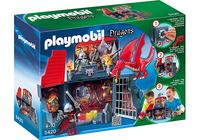 Playmobil 5420 - Aufklapp-Spiel-Box Drachenverlies