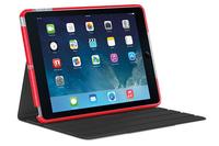 Logitech 939-001043 Tablet-Schutzhülle (Schwarz, Rot)
