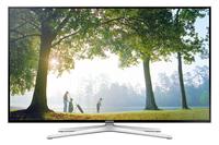 """Samsung UE65H6470SS 65"""" Full HD 3D Kompatibilität Smart-TV WLAN Schwarz, Silber LED TV (Schwarz, Silber)"""