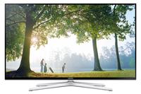 "Samsung UE40H6620SV 40"" Full HD 3D Kompatibilität Smart-TV WLAN Schwarz, Silber (Schwarz, Silber)"