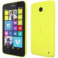 Nokia Lumia 630 8GB Gelb (Gelb)