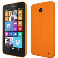 Nokia Lumia 630 8GB Orange (Orange)