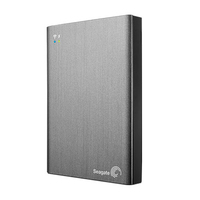 Seagate 2TB Wireless Plus (Grau)