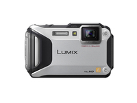 Panasonic Lumix DMC-FT5 Kompaktkamera 16.1MP 1/2.33Zoll MOS 4608 x 3456Pixel Silber (Silber)
