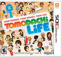 Nintendo Tomodachi Life, 3DS
