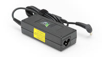 Acer 65W-19V Notebook Adapter - EU power cord (Schwarz)