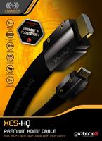 Gioteck XC5UNI-11-MU HDMI-Kabel (Schwarz)