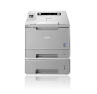 Brother HL-L9200CDWT Laserdrucker (Grau)