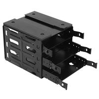 Nanoxia Deep Silence HDD cage 3 slots Black (Schwarz)