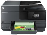 HP Officejet Pro 8615 e-All-in-One (Schwarz)