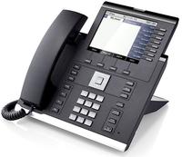 Unify OpenScape IP 55G 8Zeilen Wired handset Black (Schwarz)