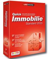 Lexware QuickImmobilie Standard 2015, PC, DE